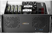 RenderCube Rack GPU 4x 1080 Ti