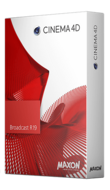 Cinema 4D Upgrade Broadcast R18 zu R19