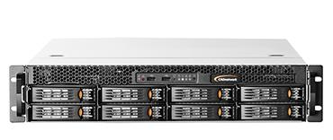 StorageCube Rack 2HE 8TB