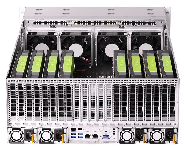 Deep Learning Box Rack 8GPU