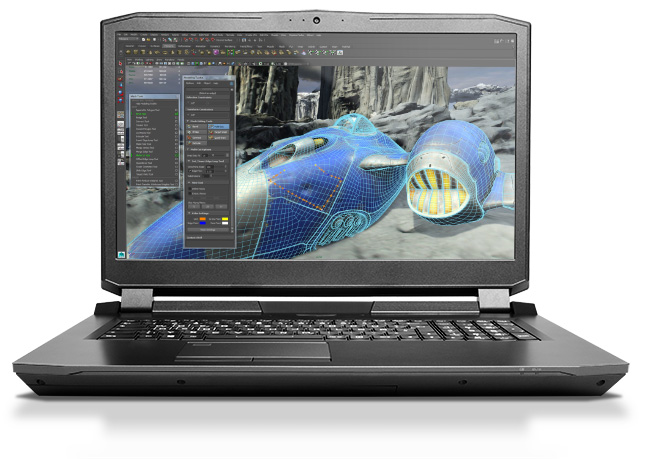 Mobile Workstation Desktopersatz CADnetwork Horizon RTX