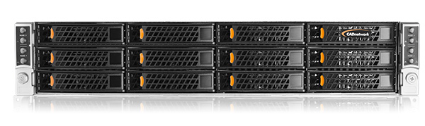CADnetwork Rendercluster R60