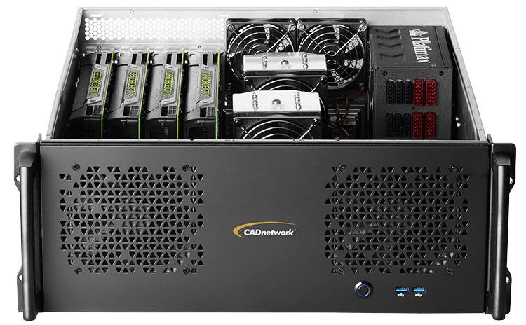 CADnetwork CAD Workstations und Renderfarm Server