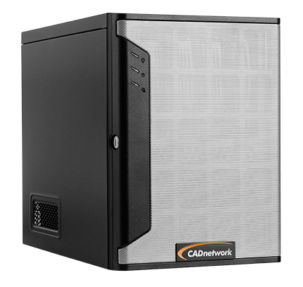CADnetwork StorageCube NAS Server