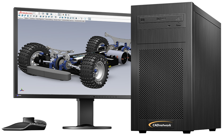 CADnetwork CAD Workstation W20